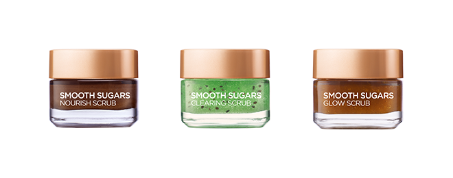 Sugar Scrubs Loreal