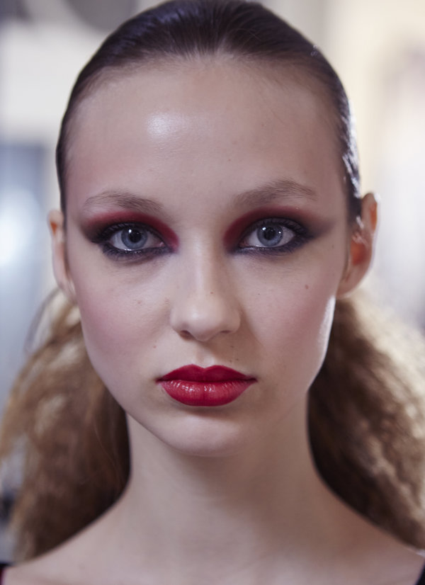 Paris Fashion Week Backstage inspiracija