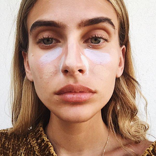 Prekrivanje nepravilnosti na licu by Isabella Rakonić