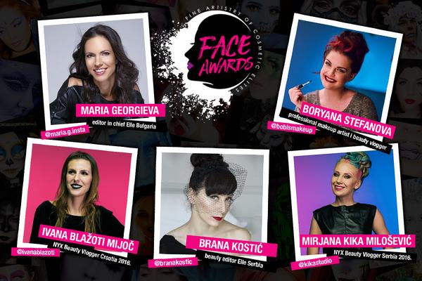 Upoznajte članove žirija Face Awards Croatia 2017