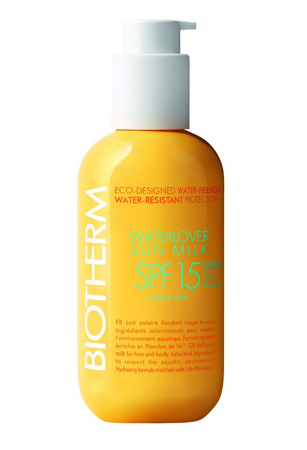 WATERLOVER SUN MILK by BIOTHERM