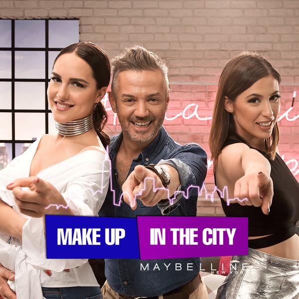 Počinje 2. sezona Make Up in the City