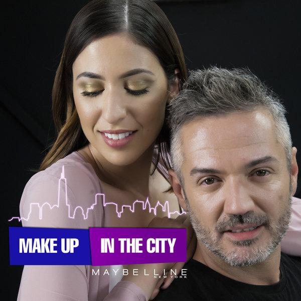 Make Up in the City 2: Epizoda 6 – Napravite golden eye look pomoću samo dva proizvoda(VIDEO)