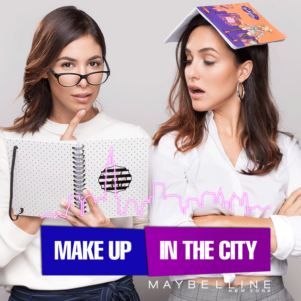 Make Up in the City 2: 16. epizoda – Makeup for school (VIDEO)