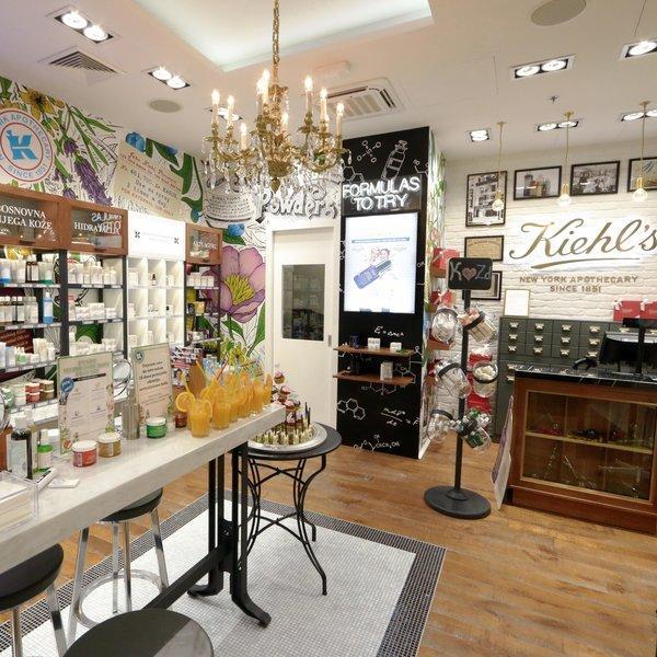 Kiehl's Since 1851 otvorio svoja vrata i u zadru