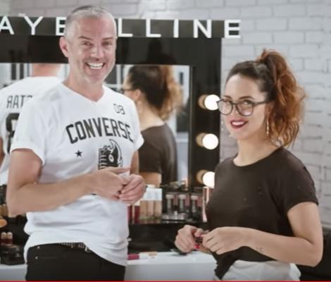 Make-up in the City: Makeup za cure s naočalama - Lana Jurčević