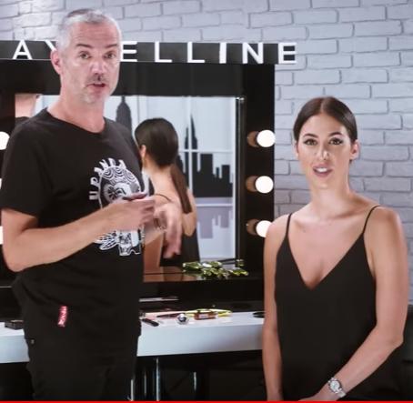 Make-up in the City: Trikovi s tušem za oči - Dunja Jovanić