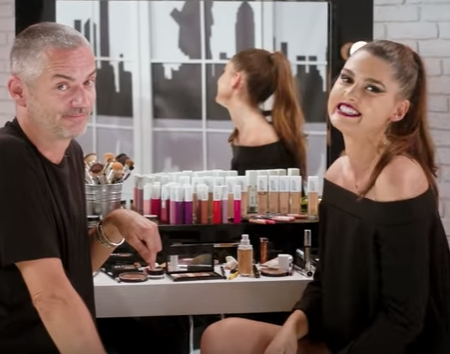 Make-up in the City: Transformacija s Teom - Tea Dujmić