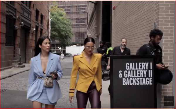 Makeup in the City New York epizoda 2