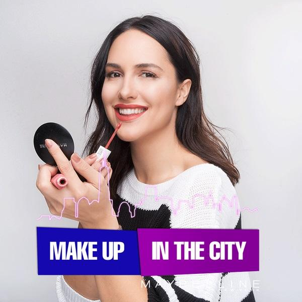 Make Up in the City: On the go makeup