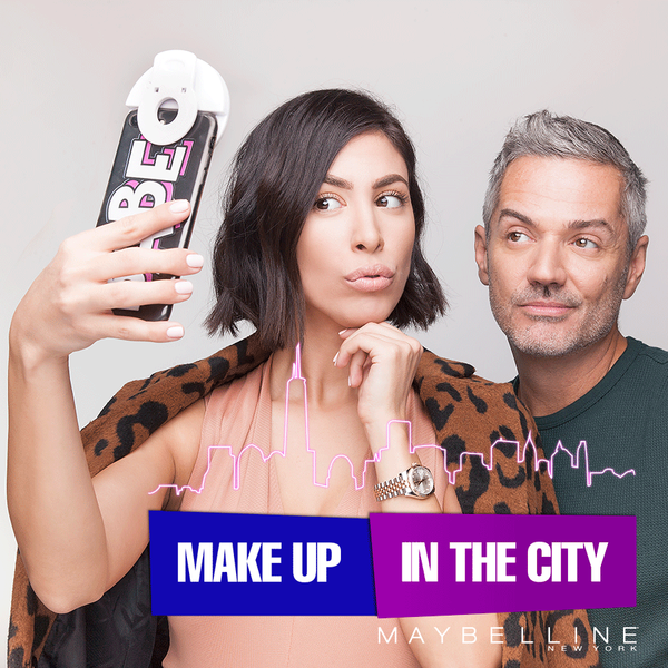Make-up in the City: Makeup za selfi – Dunja Jovanić