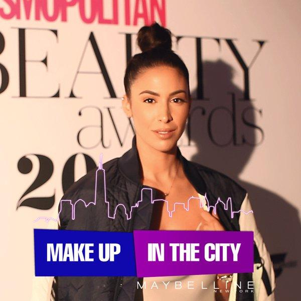 Make-up in the City: Jedan dan s Dunjom - Dunja Jovanić