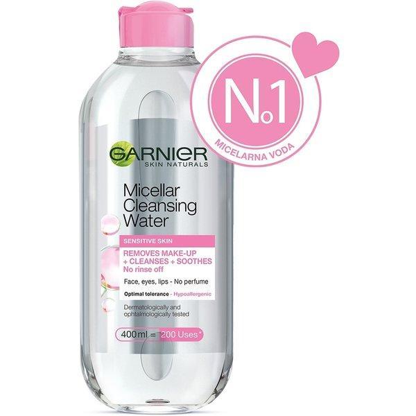 Garnier micelarna voda: kultni proizvod je napunio 5 godina!