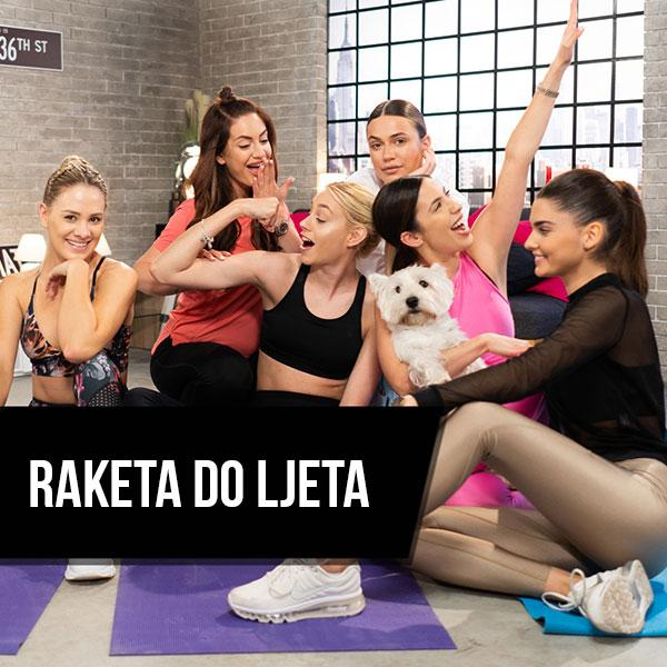 Make Up In The City Raketa do ljeta