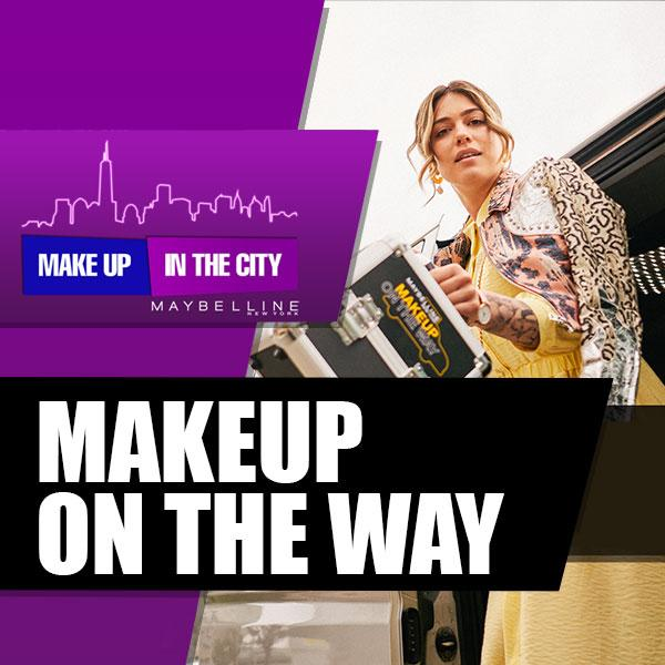 Make Up In The City: Taxi izazov s Adrianom Limom