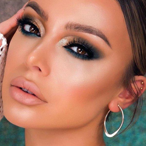 Boja očiju određuje tvoj makeup look