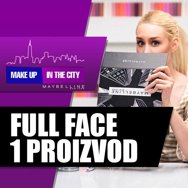 Make Up in the City: Maybelline New York Lemonade Craze paleta sjenila za cijeli look