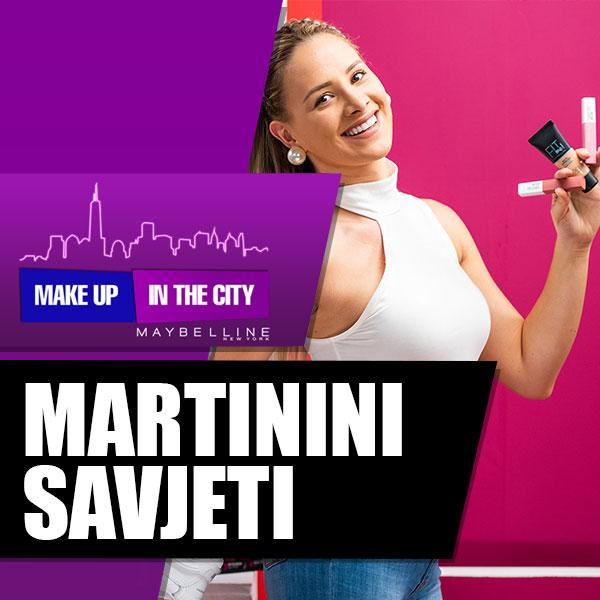 Make Up in the City: Šminka za aktivne djevojke