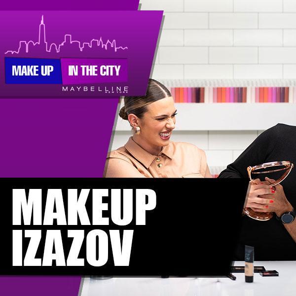 Make Up In The City: Šminkanje bez ogledala