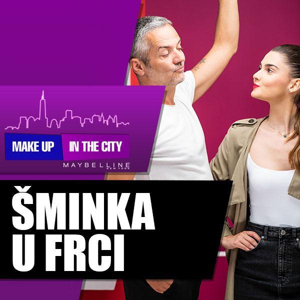 Make Up In The City: Šminka u frci