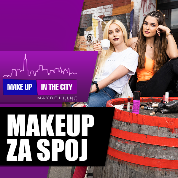 Make Up In The City: Šminka za prvi spoj