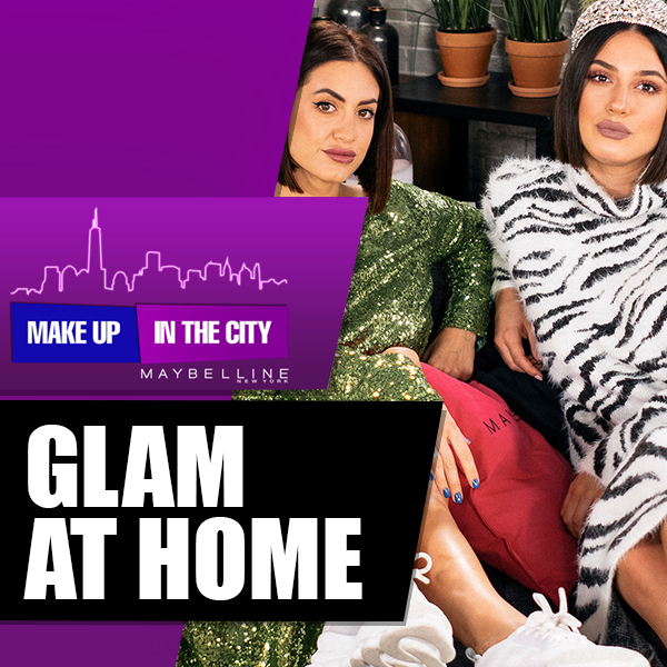 Makeup in the City Glam at home s Enom i Paulom