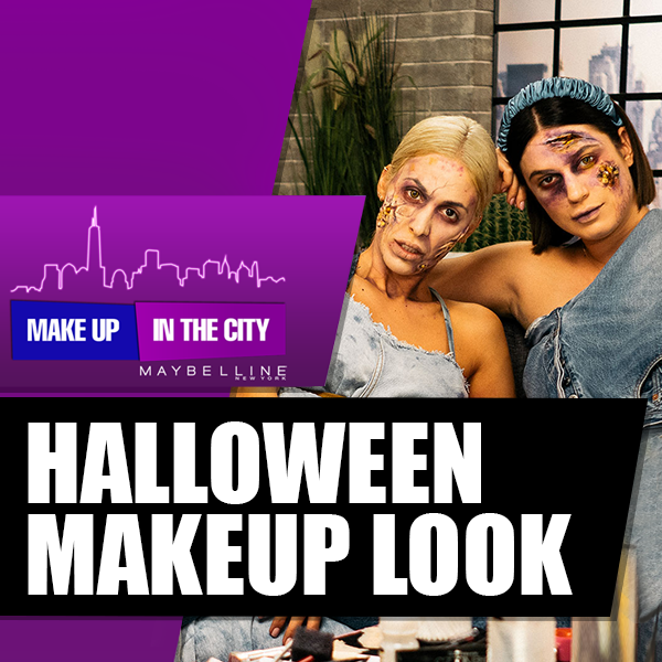 Makeup in the City ti predstavlja Halloween