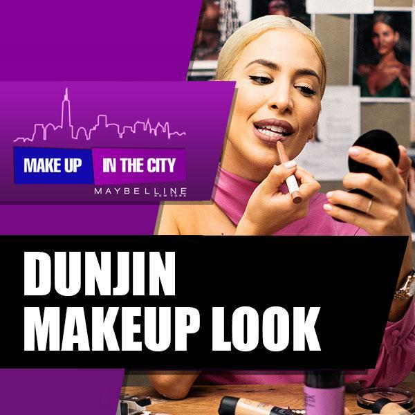 Makeup In The City: Dunjin Makeup Look