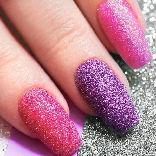 Trendy manikura: Puder nokti
