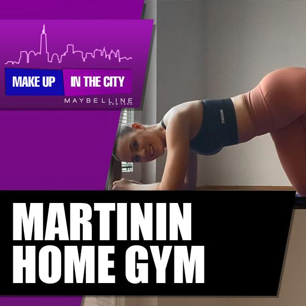 Makeup In The City: Martinina fitness rutina tijekom izolacije