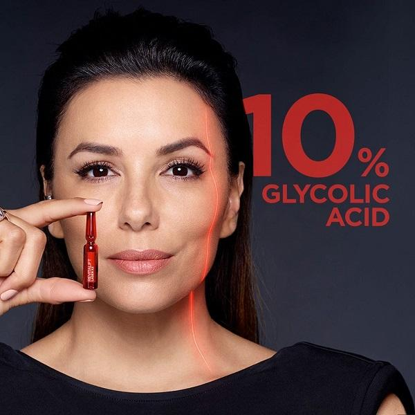 Tretman s efektom pilinga za obnavljanje kože za 7 dana