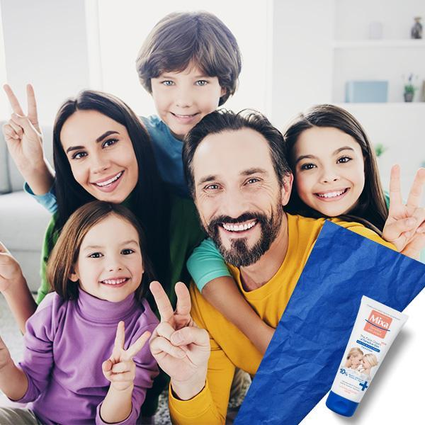 Obiteljska krema: hidratizira, umiruje i štiti osjetljivu kožu